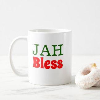 Mug Jah bénissent le lion de Rasta