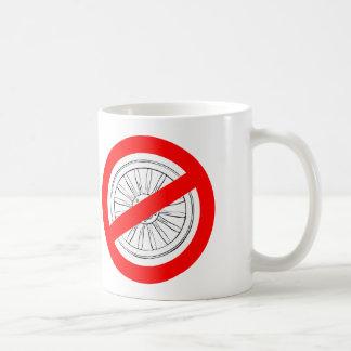 """Mug J'ai cessé de jouer des """"roues"""" et ainsi peux vous"""