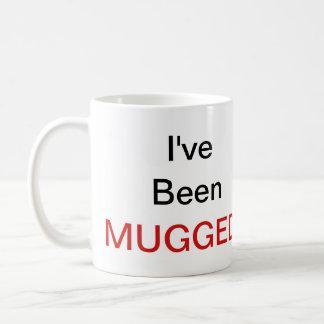 Mug J'ai été attaqué !