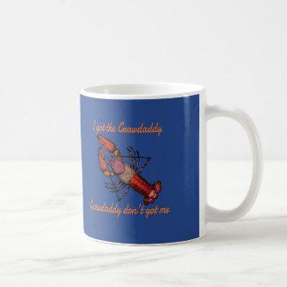 Mug J'ai obtenu le Crawdaddy