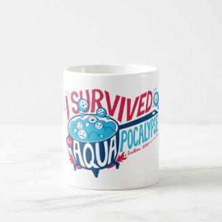 Mug J'ai survécu à l'Aquapocalypse