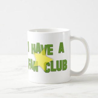 MUG J'AI UN CLUB DE FAN