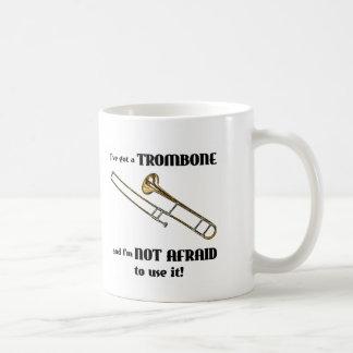 Mug J'ai un trombone