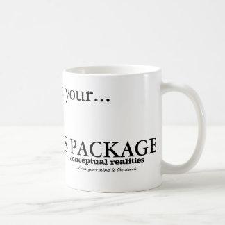 Mug J'ai votre ...... PAQUET de STIMULUS, conceptuel…