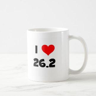 Mug J'aime 26,2