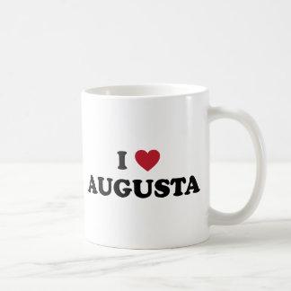 Mug J'aime Augusta la Géorgie