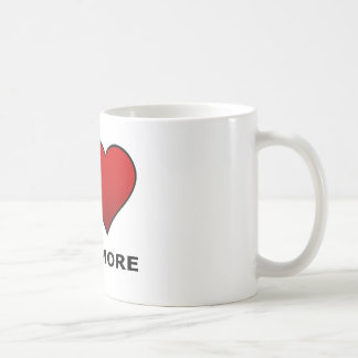 MUG J'AIME BALTIMORE, DM - LE MARYLAND