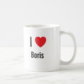 Mug J'aime Boris