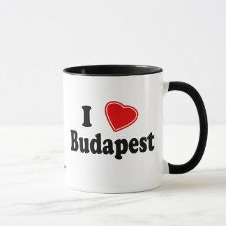 Mug J'aime Budapest
