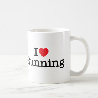 Mug J'aime courir