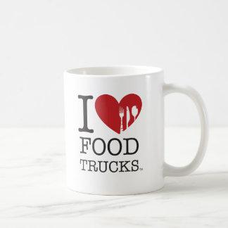 Mug J'AIME des camions de nourriture