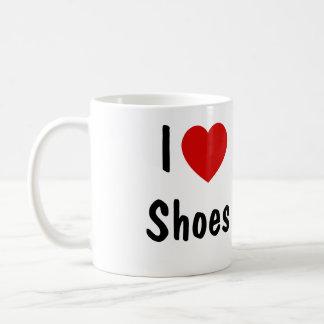 Mug J'aime des chaussures