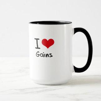 Mug J'aime des gains