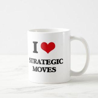 Mug J'aime des initiatives stratégiques