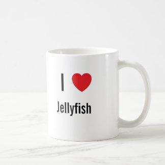 Mug J'aime des méduses