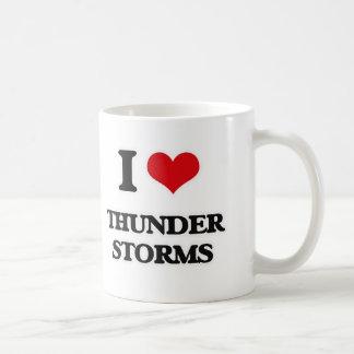 Mug J'aime des orages
