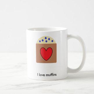 Mug J'aime des petits pains