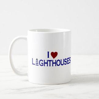 Mug J'aime des phares