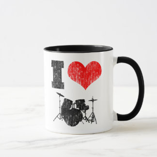 Mug J'aime des tambours