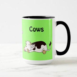 Mug J'aime des vaches