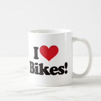 Mug J'aime des vélos !
