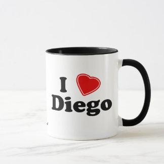 Mug J'aime Diego