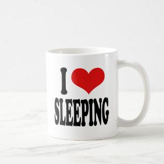 Mug J'aime dormir