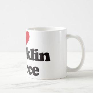 Mug J'aime Franklin Pierce