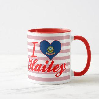 Mug J'aime Hailey, Idaho
