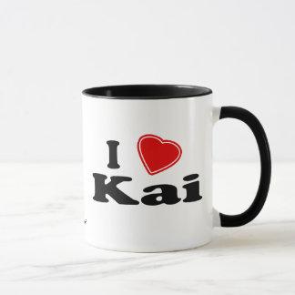 Mug J'aime Kai
