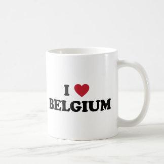 Mug J'aime la Belgique