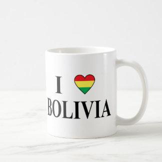 Mug J'aime la Bolivie