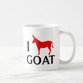 Mug J'aime la chèvre