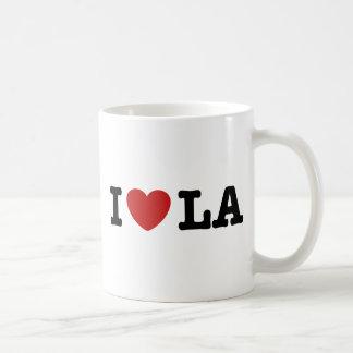Mug J'aime la LA