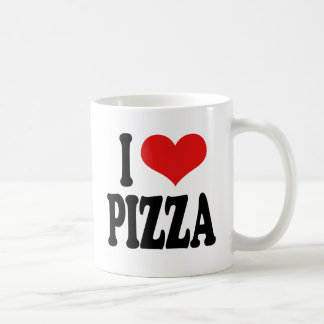 Mug J'aime la pizza