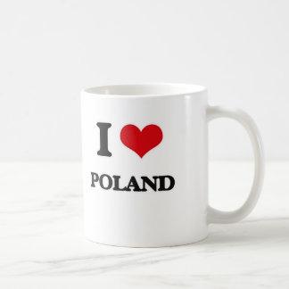Mug J'aime la Pologne