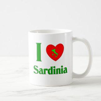 Mug J'aime la Sardaigne Italie