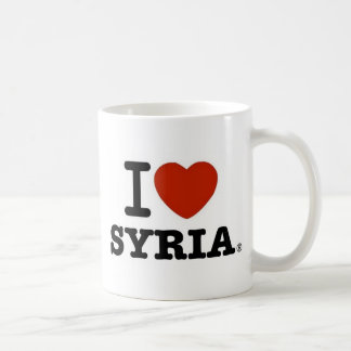 Mug J'aime la Syrie