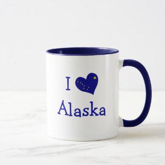 Mug J'aime l'Alaska