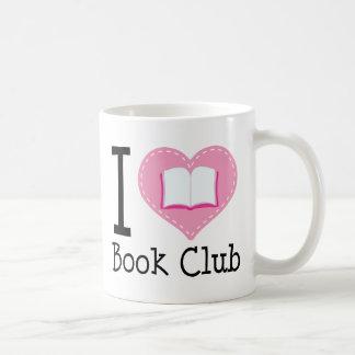 Mug J'aime le club de lecture