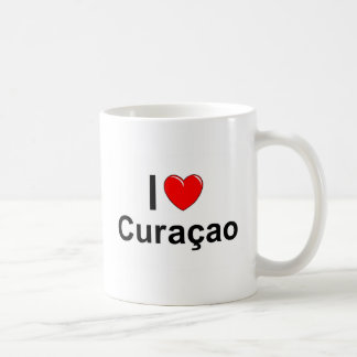 Mug J'aime le coeur Curaçao
