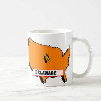 Mug J'aime le Delaware