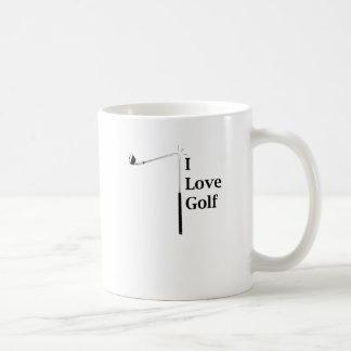 Mug J'aime le golf