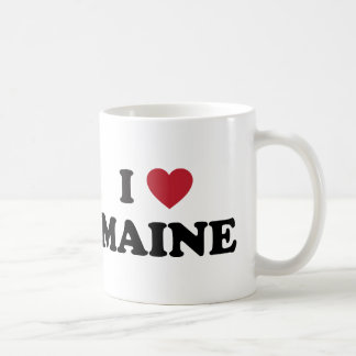 Mug J'aime le Maine