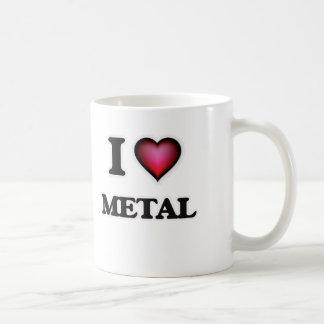Mug J'aime le métal