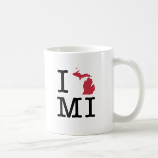 Mug J'aime le Michigan