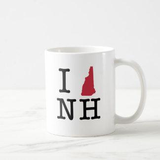 Mug J'aime le New Hampshire