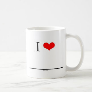 Mug J'aime (le nom d'insertion)