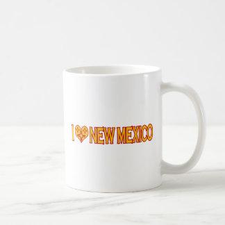 Mug J'aime le Nouveau Mexique