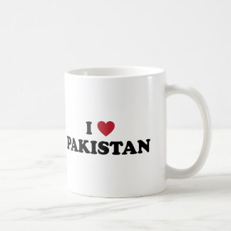 Mug J'aime le Pakistan